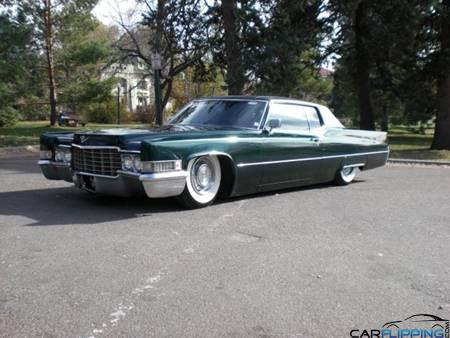 1969 Cadillac Air Ride | Carflipping.com | Featuring the FlipFinder
